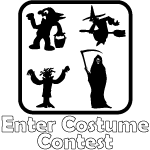 Costume Contest Entry Button
